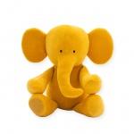 Jollein Knuffel Elephant Mustard 36 cm