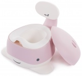 Bo Jungle B-Wale Potty Pastel Roze