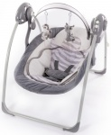 Bo jungle B-Portable Swing with Reducer White Tiger