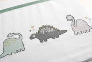 Briljant Ledikantlaken Dino  100 x 150 cm