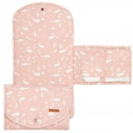 Little Dutch Verschoningsmatje Ocean Pink 70 x 36 cm