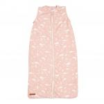 Little Dutch Slaapzak Zomer Ocean Pink   90 cm