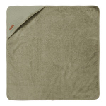 Little Dutch Badcape Pure Olive  75 x 75 cm