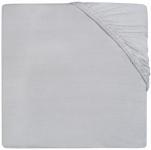 Jollein Wieghoeslaken Katoen   40 x 80 cm Soft Grey