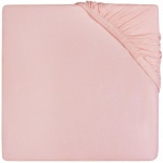 Jollein Wieghoeslaken Katoen   40 x 80 cm Soft Pink