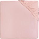 Jollein Ledikanthoeslaken Katoen  60 x 120 cm   Soft Pink