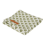 Little Dutch Swaddle Sunrise Olive  120 x 120