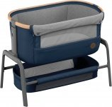 Maxi-Cosi Bedside Sleeper Iora Essential Blue