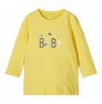Name It T-Shirt Dedad Aspen Gold