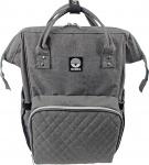 Dooky Diaperbackpack Large Grey Melange