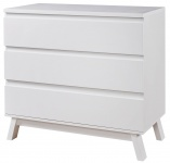 Commode 3 Laden Happy Island White