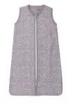 Briljant Slaapzak Zomer Minimal Dots Grey/White 110cm