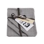 Briljant Washand Uni Grey 3-Pack