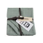 Briljant Washand Uni Stone Green 3-Pack