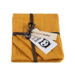 Briljant Washand Uni Ochre 3-Pack