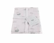 Nijntje Washand Green 3-Pack