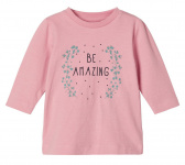 Name It T-Shirt Karina Blush