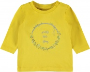 Name It T-Shirt Liw Spicy Mustard