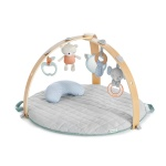 Bright Starts Ingenuity Cozy Spot Reversible Duvet Activity Gym