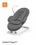 Stokke® Steps™ Bouncer White Deep Grey