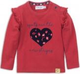 Dirkje T-Shirt Heart Red