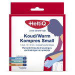 HeltiQ Koud / Warm Therapie Kompress Small