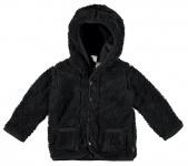 Babylook Vest Teddy Asphalt
