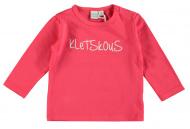Babylook T-Shirt Kletskous Teaberry