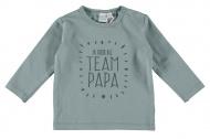 Babylook T-Shirt Team Papa Lead