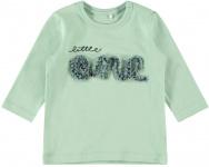 Name It T-Shirt Ofra Blue Haze