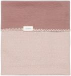 Koeka Wiegdeken Riga Reversible Grey Pink