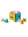 Tiny Love 2 In 1 Shape Sorter And Puzzle