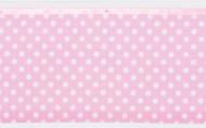 Briljant Ledikantlaken Jonne Pink  100 x 150 cm