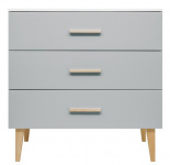 Bopita Commode Emma White/Grey