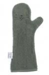 Invented 4 Kids Washand Baby Shower Glove Beaver Donker Groen