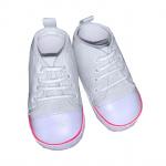 La Petite Couronne Sneakers White Pink