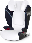 Cybex Autostoelhoes Zomer White Pallas B-Fix / Solution B-Fix