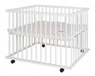 Europe Baby Box Arike II Mat Wit
