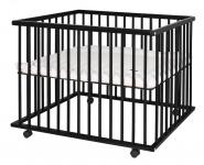 Europe Baby Arike II Mat Zwart