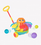 Playgro Push Along Ball Popping Octopus