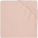Jollein Wieghoeslaken Jersey  40 x 80/90 cm  Pale Pink