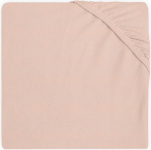 Jollein Hoeslaken Boxmatras Jersey Pale Pink 75 x 95 cm
