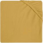 Jollein Hoeslaken Boxmatras Jersey Mustard 75 x 95 cm