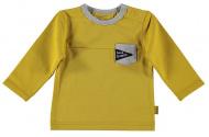 BESS T-Shirt Pocket Ocre