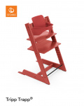 Stokke® Tripp Trapp® Warm Red incl. Baby Set