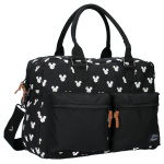 Kidzroom Diaperbag Mickey Mouse Endless Imagination Black