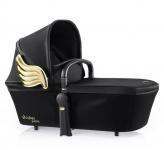 Cybex Priam Lux Reiswieg Wings Black By Jeremy Scott