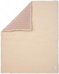 Koeka Boxkleed Vik Sand/Grey Pink 75 x 95 cm