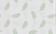 Cottonbaby Ledikantlaken Veren Oudgroen 120 x 150 cm