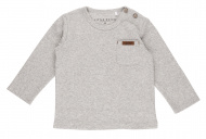Little Dutch T-Shirt Grey Melange